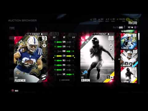 New NFL Movers 97 Danny Trevathan 100 Pursuit!!! Plus Snipe of The Day Madden NFL 16