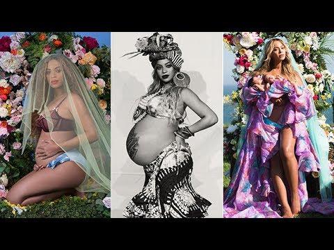 Beyonce's best pregnancy photos
