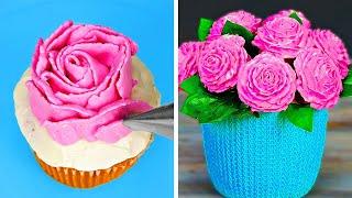 24 Creative Cupcake Recipes  EASY SWEET DECOR IDEAS, CHOCOLATE HACKS AND RECIPES