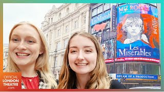 Les Misérables opening night in the West End vlog!