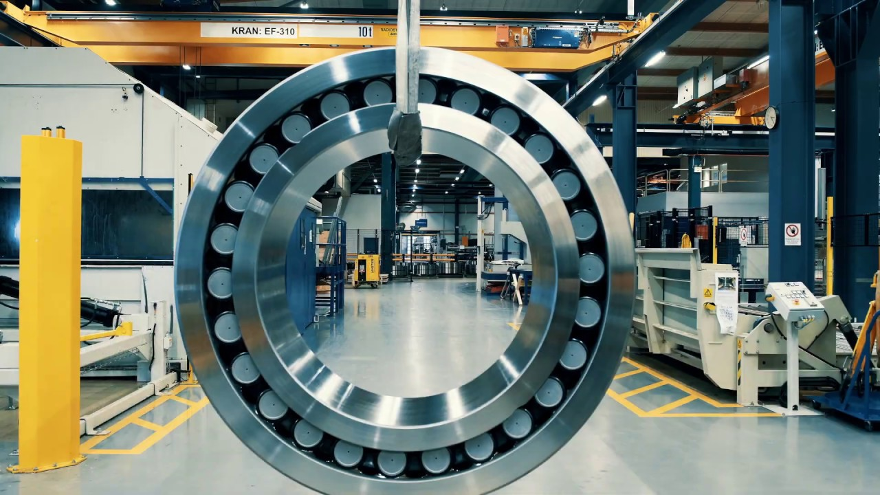 The SKF Spherical roller bearing 100 years anniversary