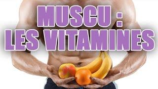 Musculation : l'apport quotidien conseillé en Vitamine K, D et en magnésium