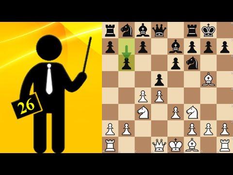 Queen's Gambit Declined, Tartakower variation - Standard chess #26