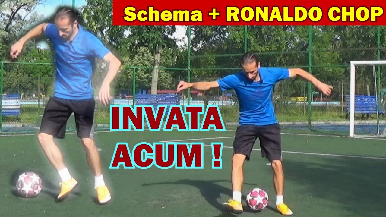 EURO 2020 Invata DRIBLING de FINALA - Atingere + Ronaldo CHOP