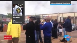 Violence erupts in Atteridgeville