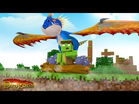 DEADLY NADDER NEST - Minecraft Dragons Season 2 #2