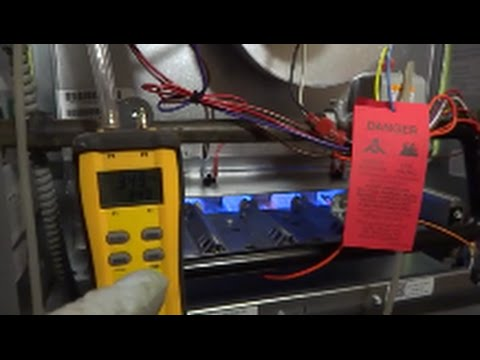 HVAC:gas furnace replacement from start to finish