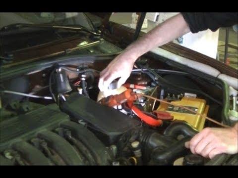 Развоздушивание системы охлаждения Renault Duster