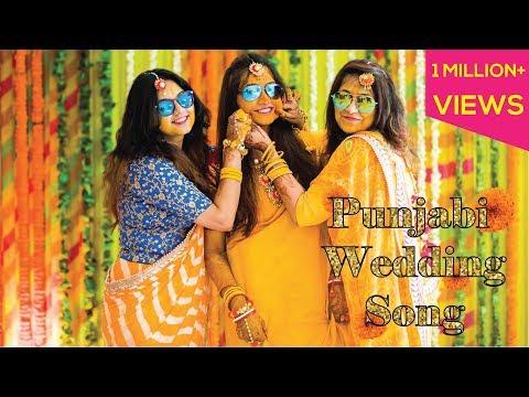 Indian Wedding Lip Dub | Rahul & Sheetal | Punjabi Wedding Song | Best Indian Wedding 2017