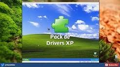 Descargar Pack de Drivers para Windows XP