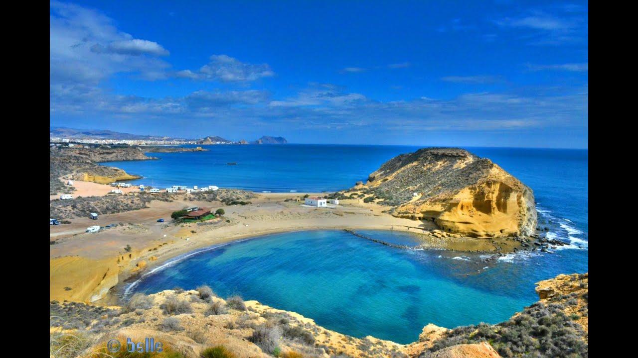 Resultado de imagen de playa de la higuerica murcia