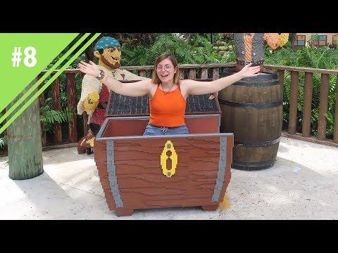 Legoland Florida Vlog | Day 8 | Sep 2018 | HAYNES
