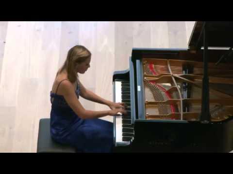 Grieg Competition 2012: Messiaen - Première communion de la Vierge (Annika Treutler)