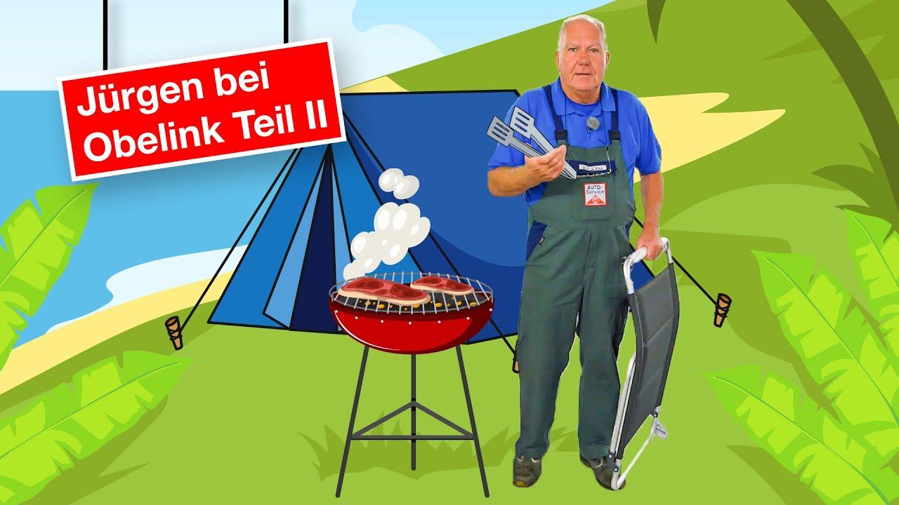 Fette Grills und Luft-Vorzelte!! 🏕😁 Weiter geht's mit Jürgens Camping-Shoppingtour
