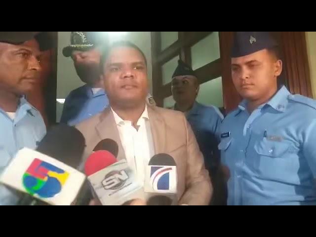 Condenan a Donni Santana a 20 años de prisión por caso de incesto