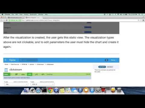 Constructing Interactive Data Visualizations