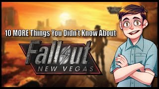 10 MORE Things You Didn t Know About Fallout New Vegas