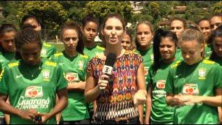 Conheça a Seleção Permanente do Brasil - Esporte Espetacular 05 04 2015