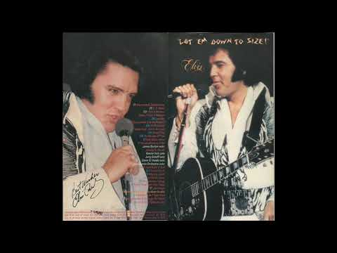 Elvis Presley Cut 'Em Down To Size
