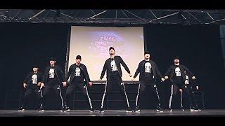 R3D ZONE Dance Crew 2016