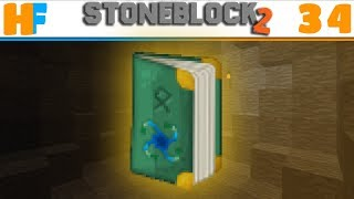Tablets & Tomes | StoneBlock 2 | Ep 34