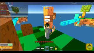 roblox skywars with cactus :D