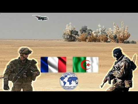 France VS Algeria Military Power Comparison 2017 - 2018