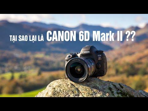 Trải Nghiệm Đánh Giá Canon 6D Mark II - Tại Sao Lại Là 6D Mark II - Vlog 31 - Nhiếp Ảnh Cùng LOUIS