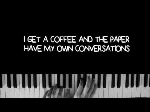 Bright Eyes - Lua [Piano cover]