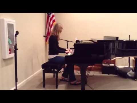 Lindsay piano