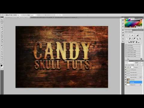 adobe after effects how to make text look scratched