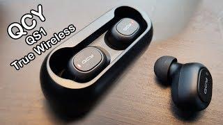 QCY QS1 TWS True Wireless Bluetooth 5 Earphones Review