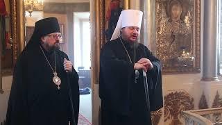 Слово митрополита Ферапонта в Неделю 4-ю по Пятидесятнице