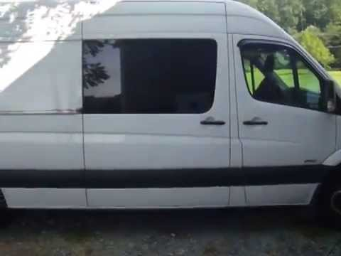 Sprinter Camper Van Rv Class B Conversion Full Time Economical Cabinet Package