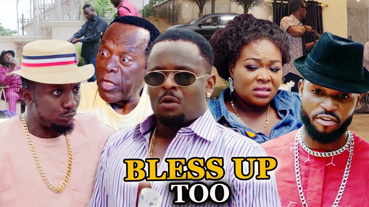 Download BLESS UP TOO Season 7 & 8 Zubby Micheal - 2019 Latest Nigerian Nollywood New Movie