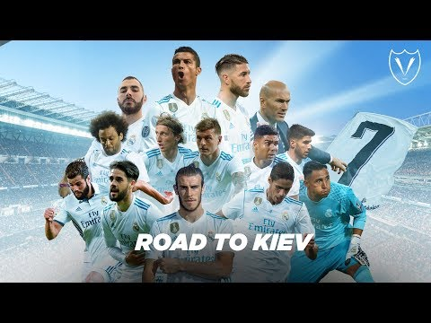 Real Madrid - The Road to Kiev
