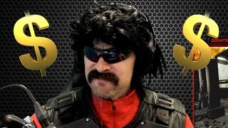 dr disrespect gets 38 000 in fake donations and rages in battlegrounds best moments on twitch