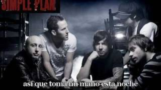 "Simple Plan ""Promise"" subtitulada al español"