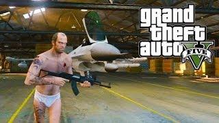GTA V ONLINE   On attaque la base militaire avec les abonnés !
