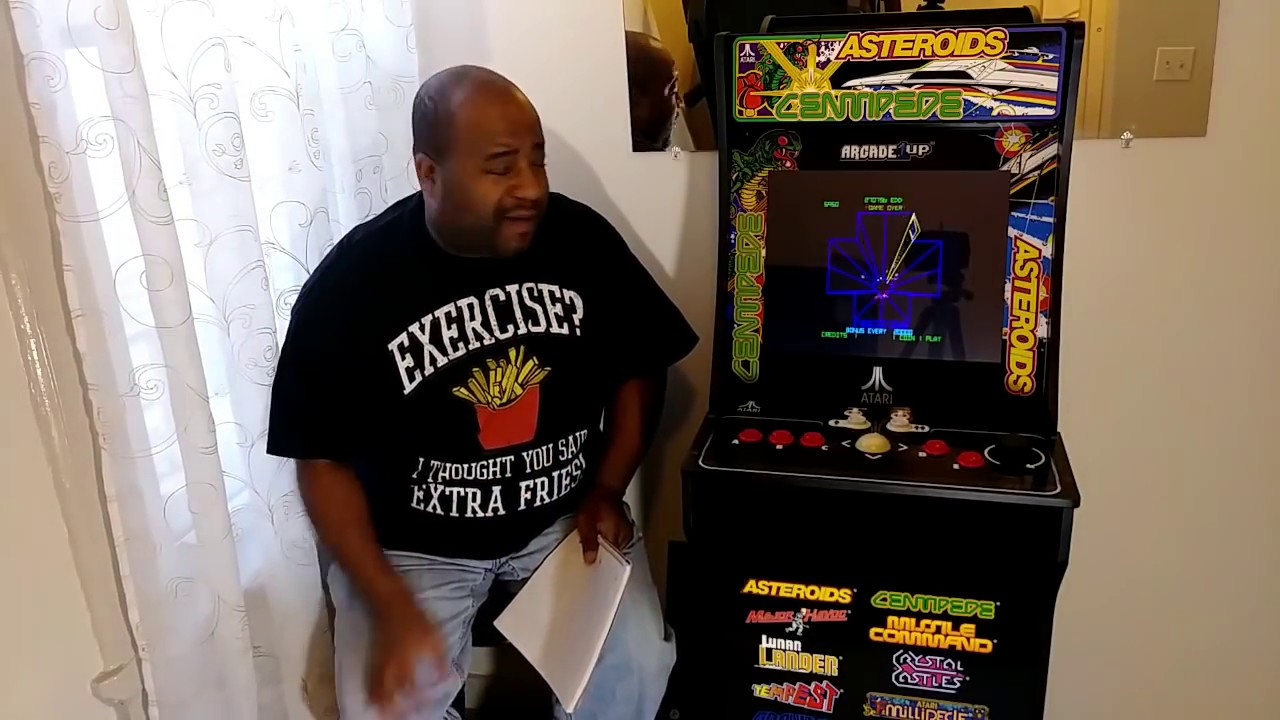 Arcade1up Deluxe Cabinet Best Review Ever