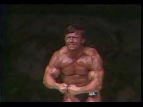 Steve Michalik 1975 Mr Universe Posing Routine | Doovi