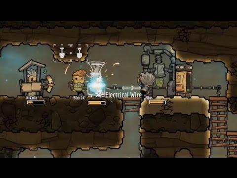 Oxygen Not Included - Nová survival hra! [CZ / Česky]