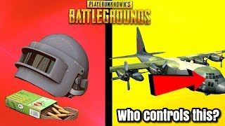 10 Things You DIDNT KNOW About PUBG! (probably)