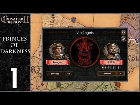 Crusader Kings 2: Princes of Darkness #1 - Ivan T'sukurblud