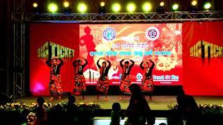 Sambalpuri Dance  - Mor Naa Niali, Mor Gaan Rengali