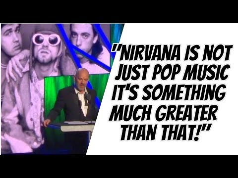 Nirvana's Importance Beautifully Explained By Michael Stipe