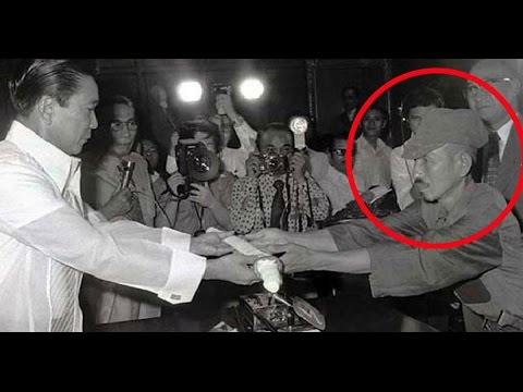 Hiroo Onoda - The Last Japanese WWII Soldier To Surrender, in 1974!