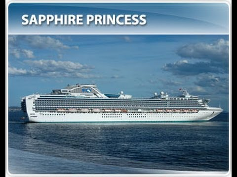 Sapphire Princess  Interior Stateroom with one extra bed