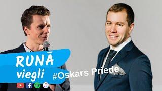 Kā uzstāties, runāt, pasniegt ar Oskaru Priede