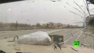 القوات العراقية تبدأ تمشيط الجامعة في الموصل